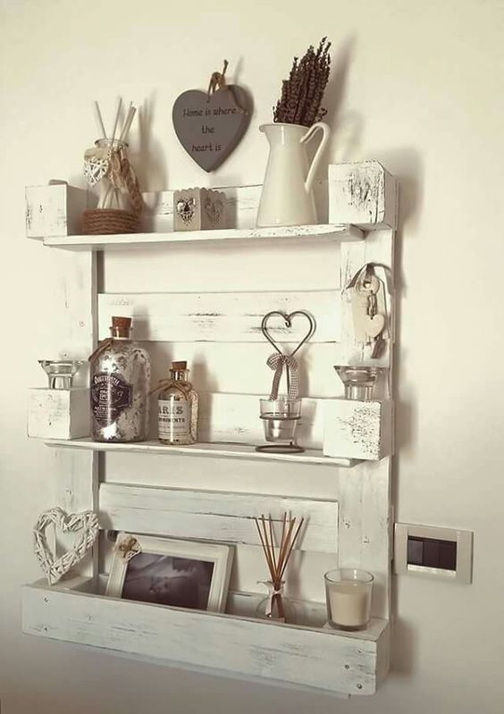 Estremamente Original DIY shelves: here are 20 ideas to inspire PI28