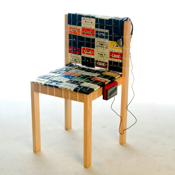 riciclare cassette audio 1