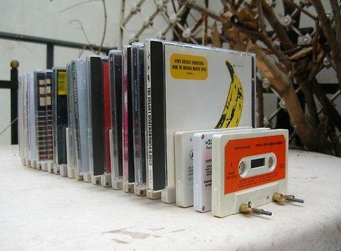 riciclare cassette audio 11