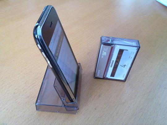 riciclare cassette audio 7