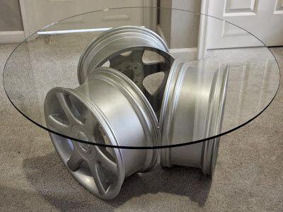 riciclare cerchi auto 2