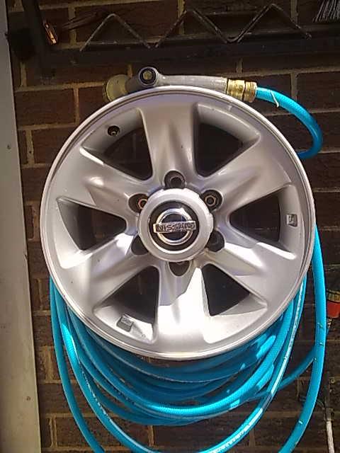riciclare cerchi auto 8