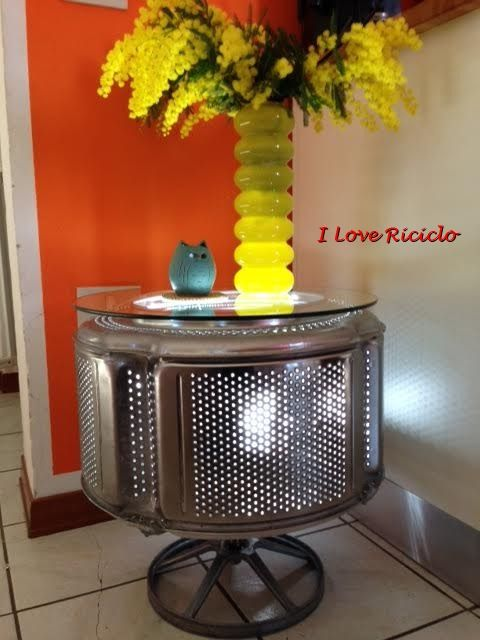 riciclo cestello lavatrice 1