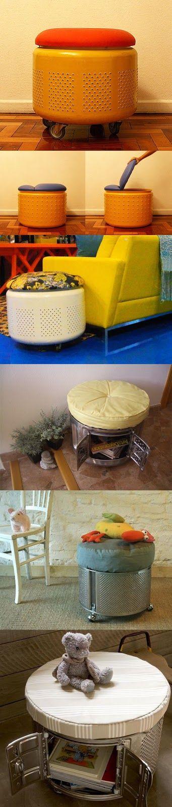 riciclo cestello lavatrice 20