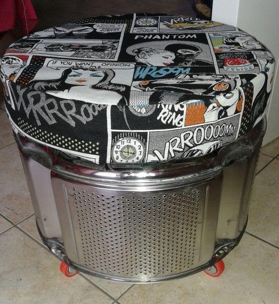riciclo cestello lavatrice 3