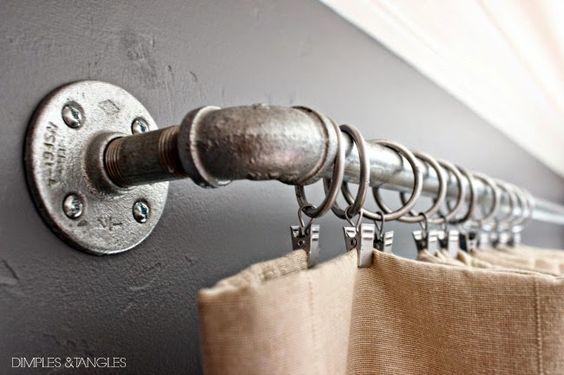 riciclo creativo tubi idraulici 8