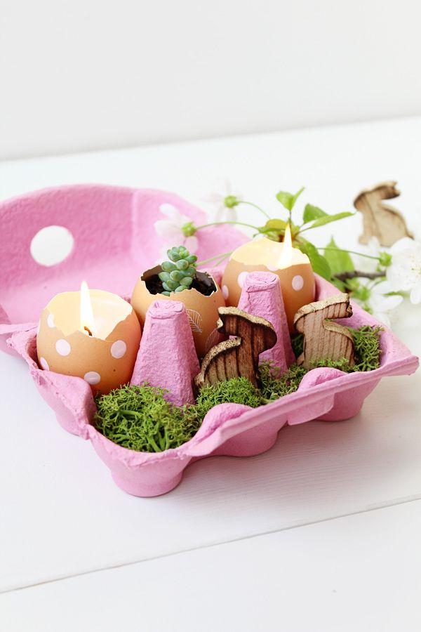 Riciclo creativo scatole delle uova ecco 20 idee a cui - Riciclare scatole ...