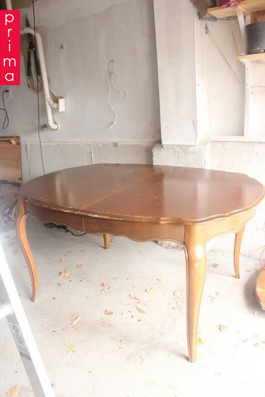 Rinnovare vecchio tavolo