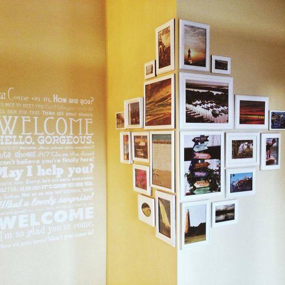 Angolo foto dentro casa 15 idee originali for Arredamento originale casa