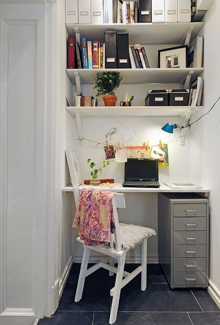 Small Offices But Functional Ideas Get Inspired - Small office room ideas