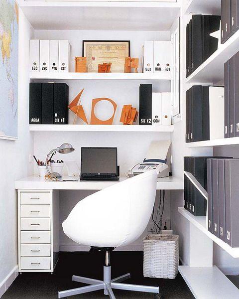 arredare piccolo ufficio casa 19