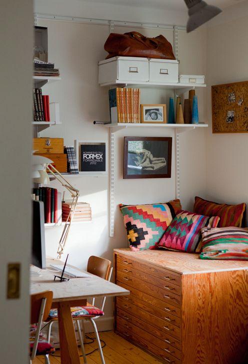 arredare piccolo ufficio casa 20