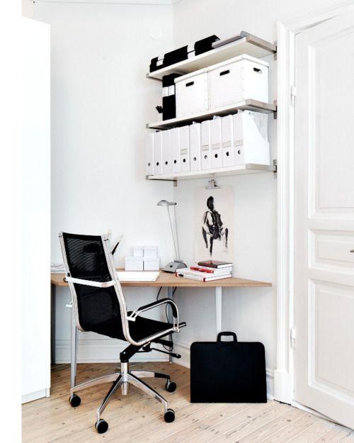 arredare piccolo ufficio casa 27