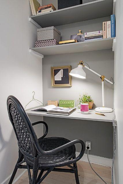 arredare piccolo ufficio casa 29