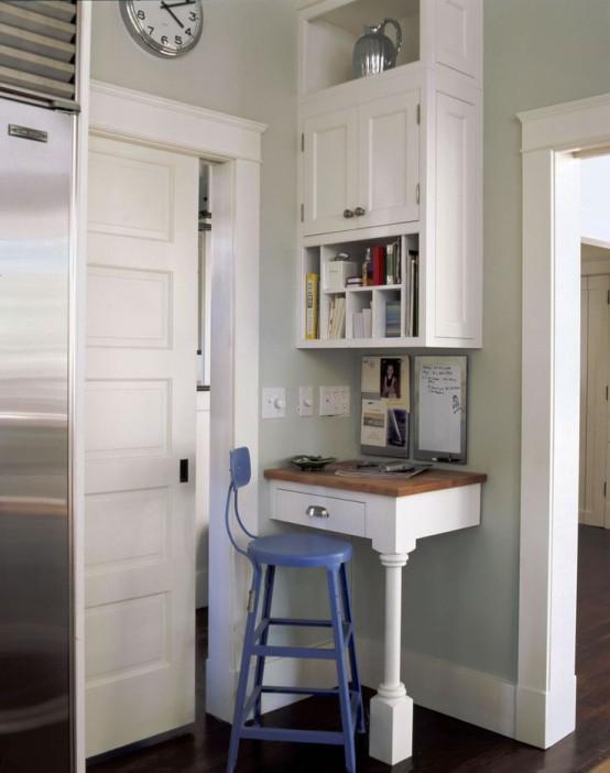 arredare piccolo ufficio casa 5