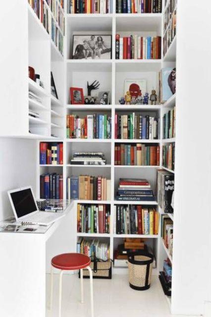 arredare piccolo ufficio casa 6