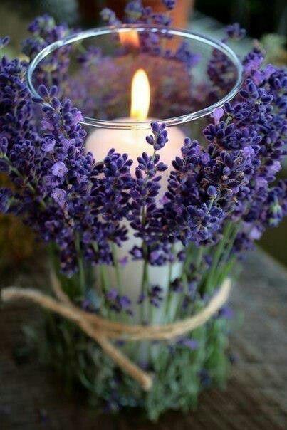 bicchiere candela fai da te