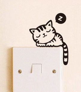 decorare le prese elettriche 4