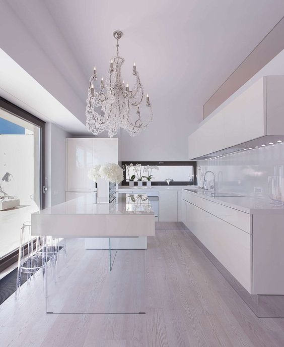 Cucina bianca...20 esempi da cui trarre ispirazione!