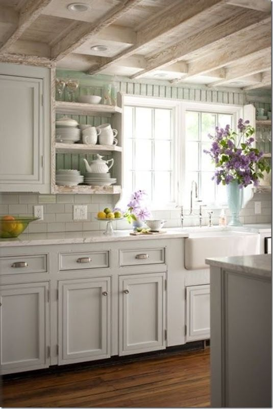 White kitchen ... 20 inspirational examples!