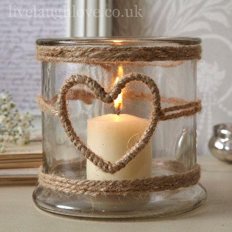 Lanterna romantica fai da te! 20 idee per la San Valentino