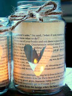 lanterna fai da te con barattoli di vetro 2