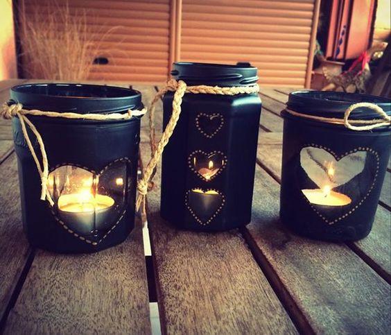 Idee Per Arredo Cucina Soggiorno : Lanterna romantica fai da te idee per la san valentino