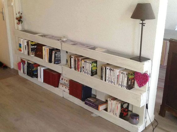 originalbibliothek mit recycling-material! 20 kreative ideen