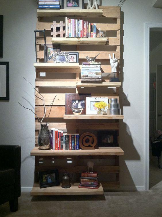 libreria fai da te riciclo 11