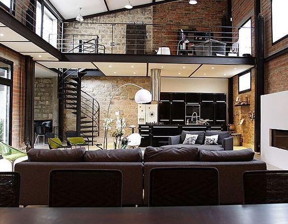 Ufficio In Casa Idee : Ufficio sul soppalco idee da sogno da cui trarre ispirazione