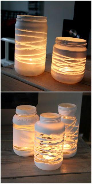 Riciclo creativo vetro