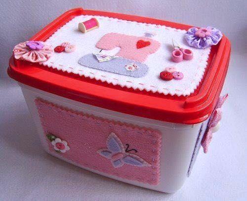 riciclo contenitori gelati 17