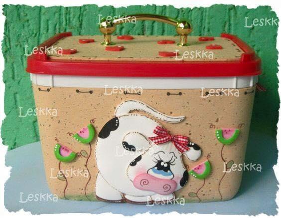 riciclo contenitori gelati 24