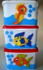 riciclo contenitori gelati 27