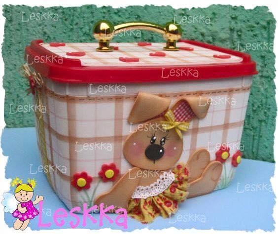 riciclo contenitori gelati 38