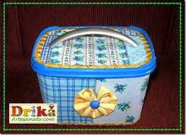 riciclo contenitori gelati 5