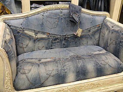 riciclo creativo jeans 11