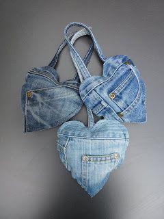 riciclo creativo jeans 17