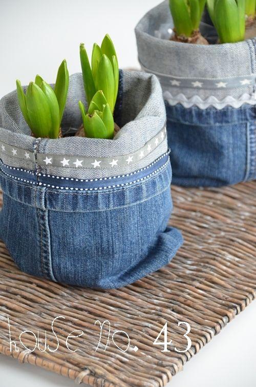 riciclo creativo jeans 18