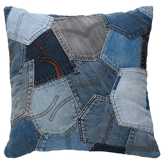 riciclo creativo jeans 4