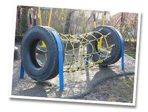 riciclo creativo pneumatici 20