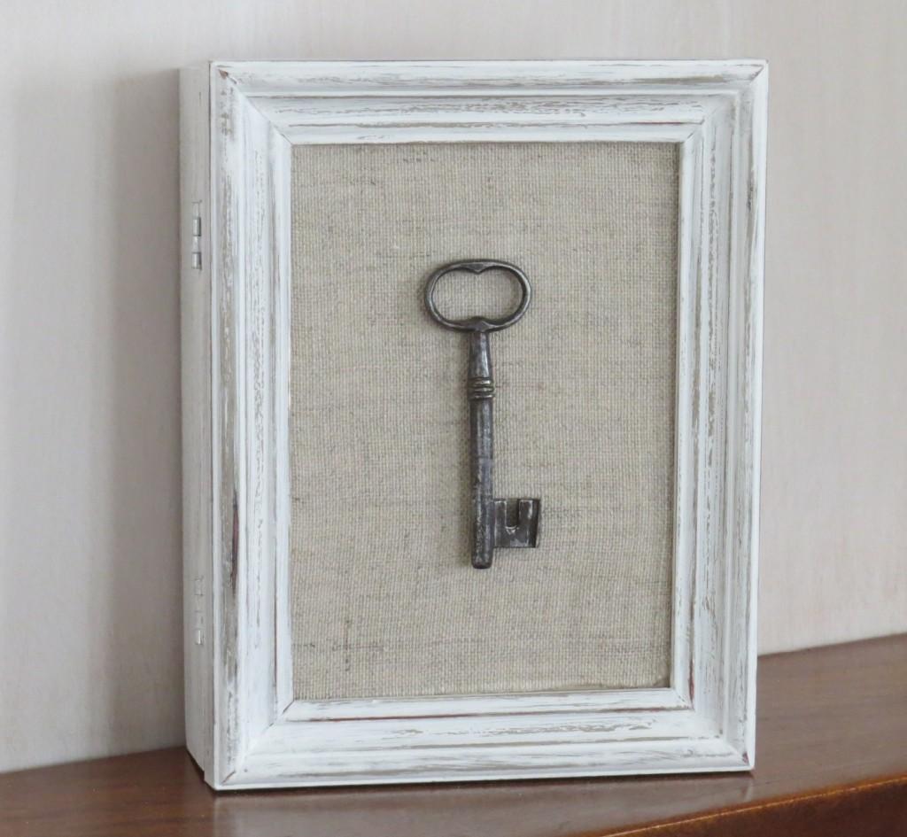 riciclo creativo vecchie chiavi 18