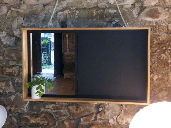 specchio fai da te originale con materiale riciclato! 20 idee... - Idee Specchio Bagno