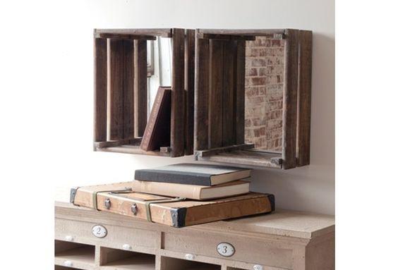 Specchio fai da te originale