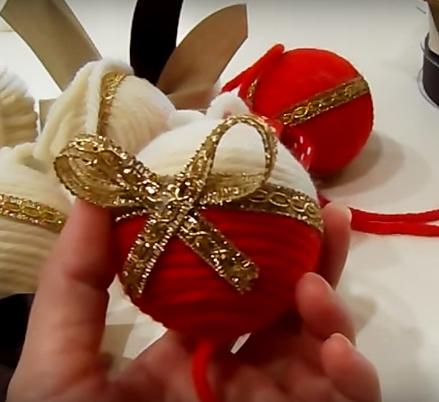 Decorazioni fai da te per l 39 albero di natale 20 idee - Decorazioni natalizie legno fai da te ...