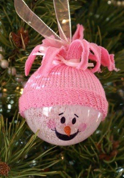 Preferenza Decorazioni fai da te per l'albero di Natale! 20 idee + Tutorial CL57