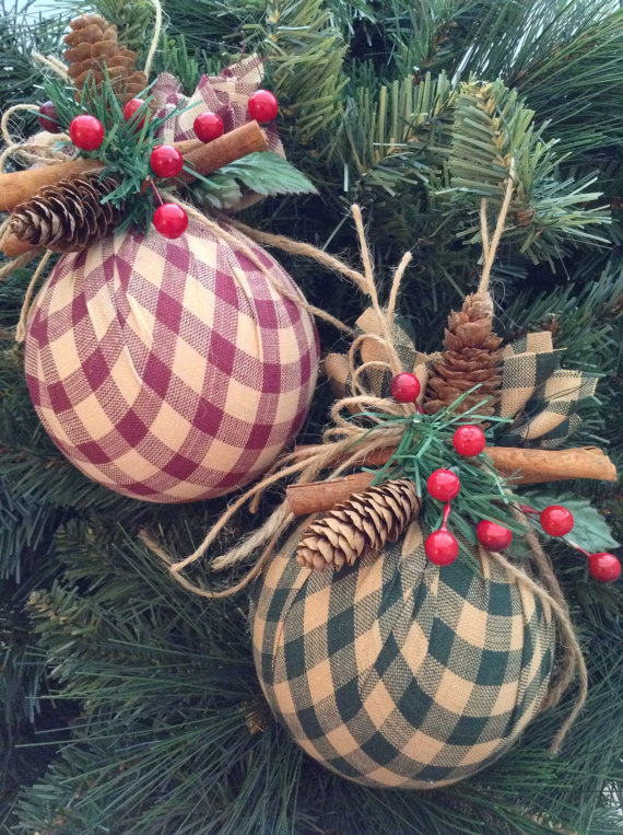 Decorazioni fai da te per l 39 albero di natale 20 idee for Natale 2016 addobbi fai da te