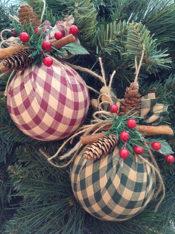 Decorazioni fai da te per l 39 albero di natale 20 idee - Addobbi di natale per finestre fai da te ...
