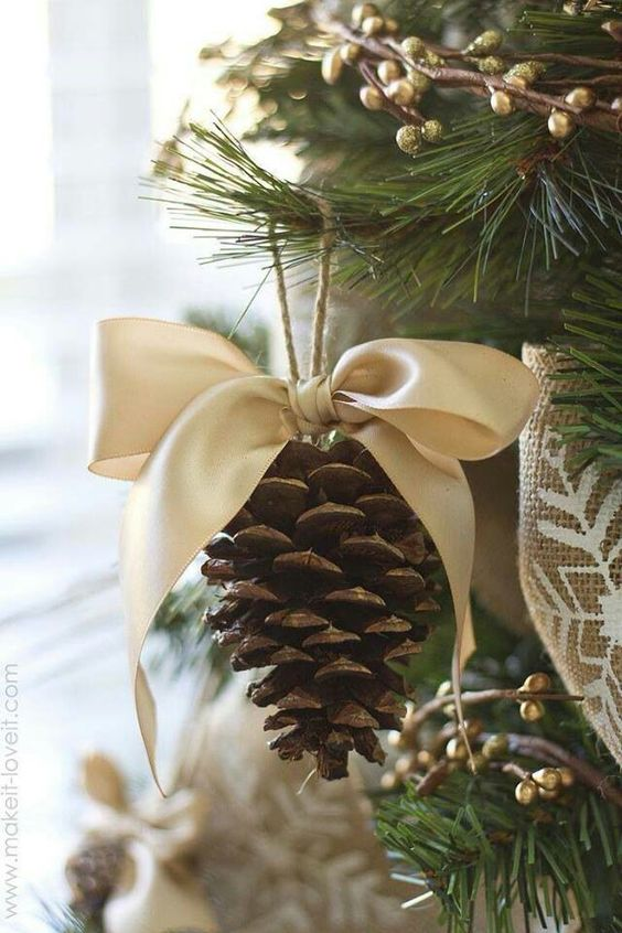 Decorazioni Fai Da Te Per Lu0027albero Di Natale