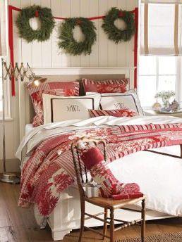 decorazione-natalizie-letto-5